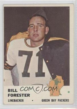 1961 Fleer #97 - Bill Forester [GoodtoVG‑EX]