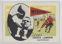 Chuck Lamson
