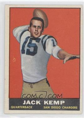 1961 Topps - [Base] #166 - Jack Kemp