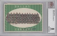 Dallas Cowboys Team [BVG 8]