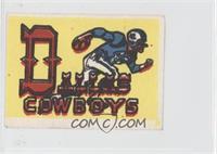 Dallas Cowboys Team [GoodtoVG‑EX]