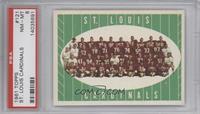 St. Louis Cardinals Team [PSA8]