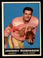 Johnny Robinson [NM]