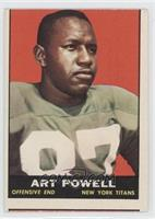 Art Powell [Good to VG‑EX]