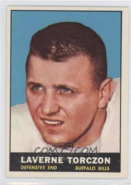 1961 Topps #157 - LaVerne Torczon