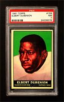 Elbert Dubenion [PSA 7]