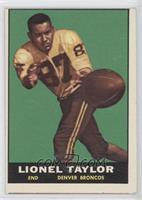 Lionel Taylor