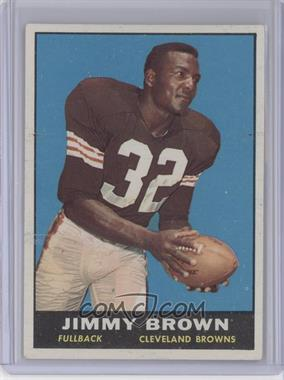 1961 Topps #71 - Jim Brown