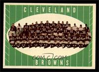 Cleveland Browns Team [NM MT]