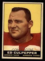 Ed Culpepper [EX]