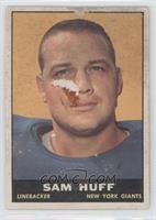 Sam Huff [Poor]