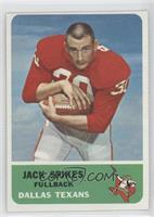 Jack Spikes
