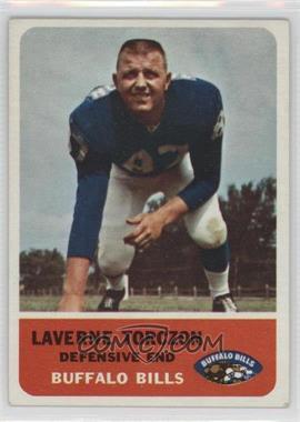 1962 Fleer #21 - LaVerne Torczon
