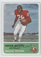 Abner Haynes [Good to VG‑EX]