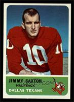 Jimmy Saxton [NMMT]