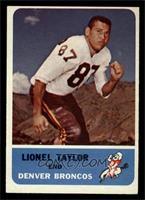 Lionel Taylor [EX]