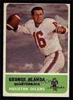 George Blanda [EX]