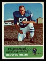 Ed Husmann (Uncorrected Error: Name Misspelled Hussman) [EXMT]