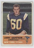 Larry Grantham [GoodtoVG‑EX]