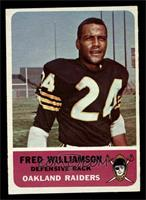 Fred Williamson [EX MT]