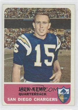 1962 Fleer #79 - Jack Kemp
