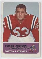 Tom Addison [GoodtoVG‑EX]