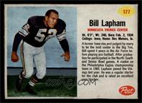 Bill Lapham [EX]
