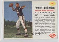 Francis Tarkenton