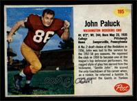 John Paluck [EX]