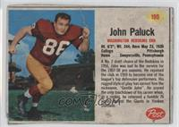 John Paluck [Authentic]