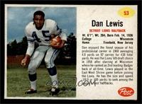 Dan Lewis [EXMT]