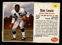 Dan Lewis [EX]