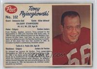Tony Pajaczkowski