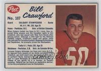 Bill Crawford