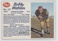Bobby Walden [Authentic]
