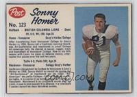 Sonny Homer