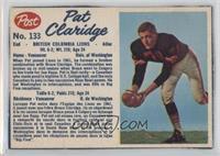 Pat Claridge