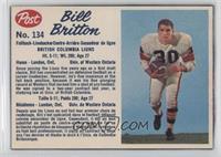 Bill Britton
