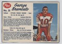 George Brancato [Good to VG‑EX]