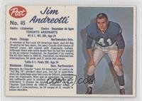 Jim Andreotti [Authentic]