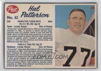 Hal Patterson [GoodtoVG‑EX]
