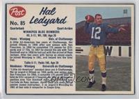 Hal Ledyard