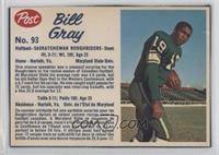 Bill Gray (hand-cut)