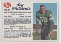 Reggie Whitehouse [Authentic]