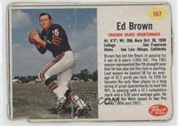 Ed Brown [Authentic]