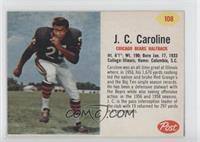 J.C. Caroline
