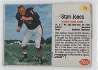Stan Jones [Poor]