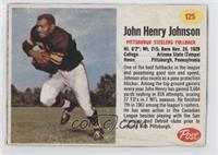 John Johnson [Good to VG‑EX]