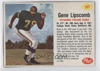 Gene Lipscomb [Authentic]