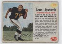 Gene Lipscomb [Good to VG‑EX]